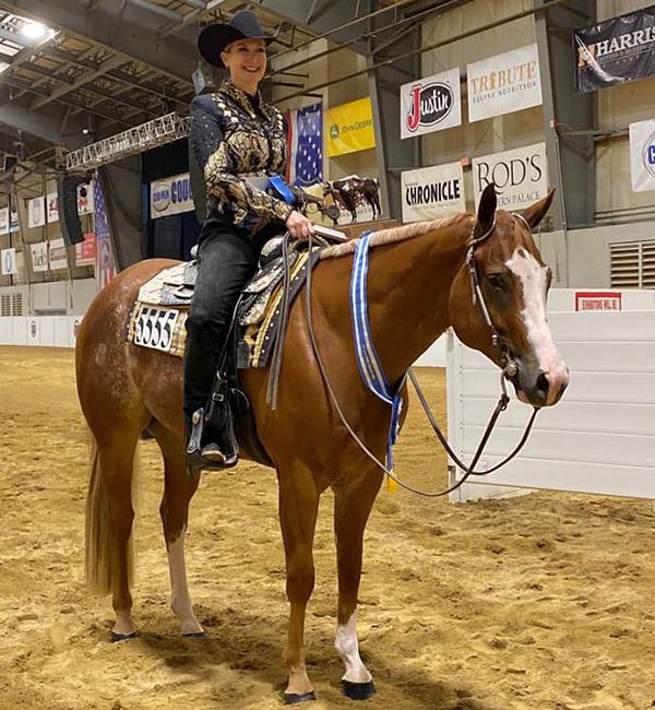2019 QH Congress- Junior Western Riding