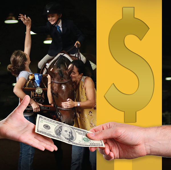 Raising Financial Grown-Ups – Who Pays the Show Bill When a Youth Becomes an Amateur?