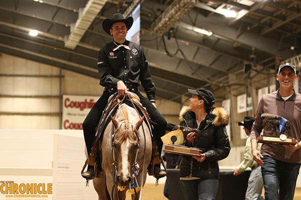 EC TV- Senior Western Riding