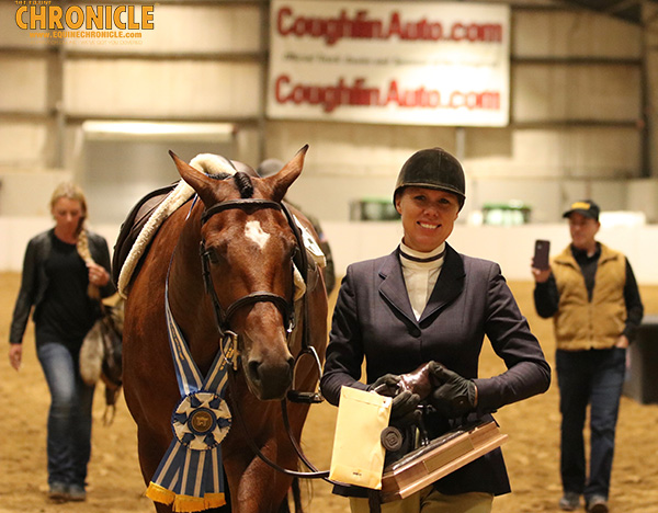 EC TV- 2019 QH Congress- Masters 2-Year-Old Hunter Under Saddle