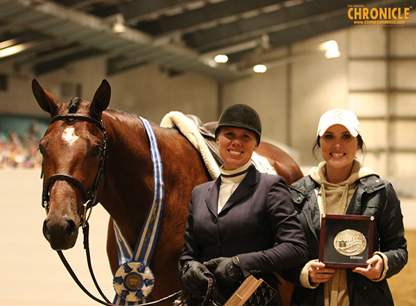 2019 QH Congress- EC Masters 2-Year-Old HUS