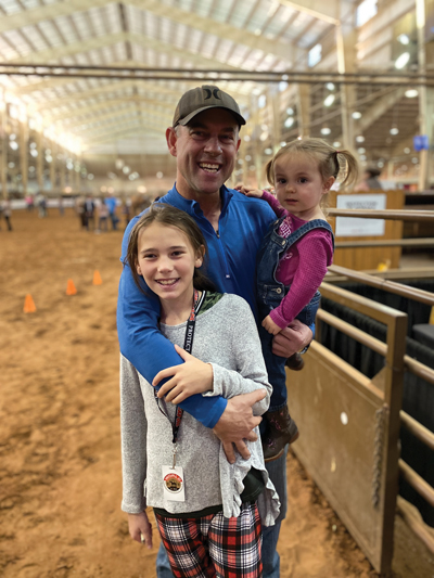 At the AQHA World Championship – November 15, 2019 with the G-Man