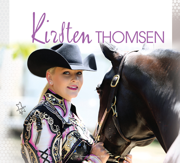 EC Amateur Profile – Kirsten Thomsen