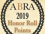 2019 ABRA Honor Roll High Point Awards