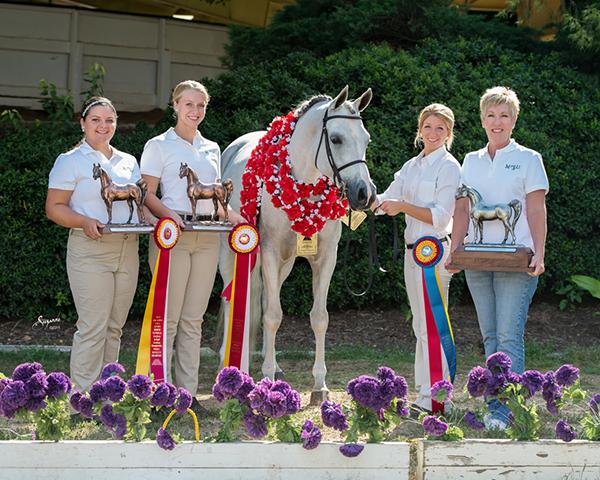 Former Alumni Plans to Include Equine Program in Her Estate Plans
