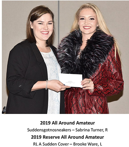 Mississippi QH Year-End Awards Ceremony Crowns Big Winners