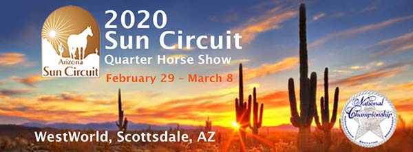 AQHA Member Services Coming to 2020 Sun Circuit