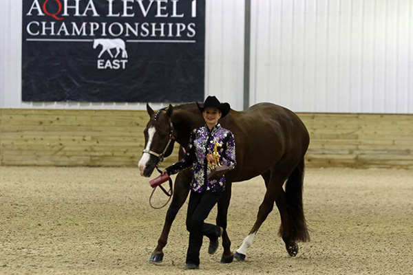 Schedules For 2020 AQHA Level 1 Championships