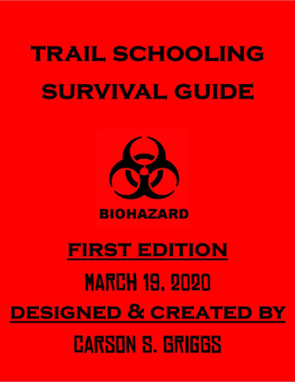 At Home Trail Schooling Survival Guide