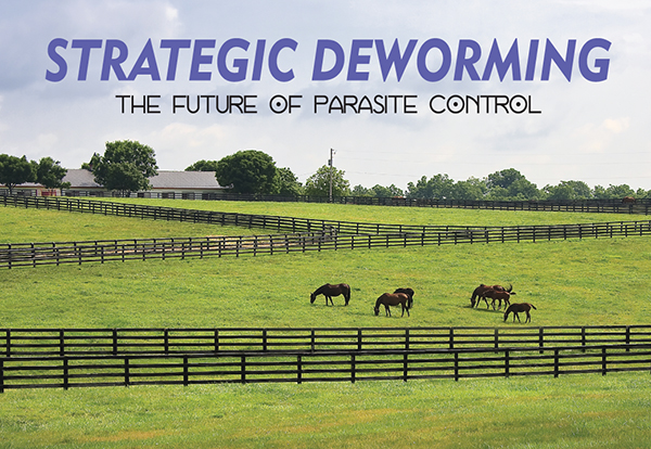 Strategic Deworming: The Future of Parasite Control