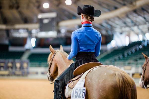 NSBYA Spotlight on Intercollegiate Riding