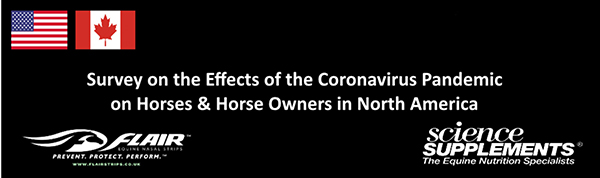 Survey on the Effects of Coronavirus Pandemic on Horse Owners