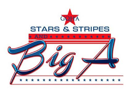 New Classes For Big A & Stars and Stripes Next Week