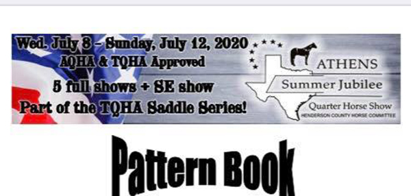 Pattern Book For Athens Summer Jubilee