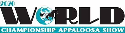 Schedule Now Online For 2020 World Show and Appaloosa Youth Show