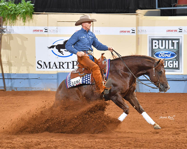 Keeping it Level at 2020 AQHA World Show