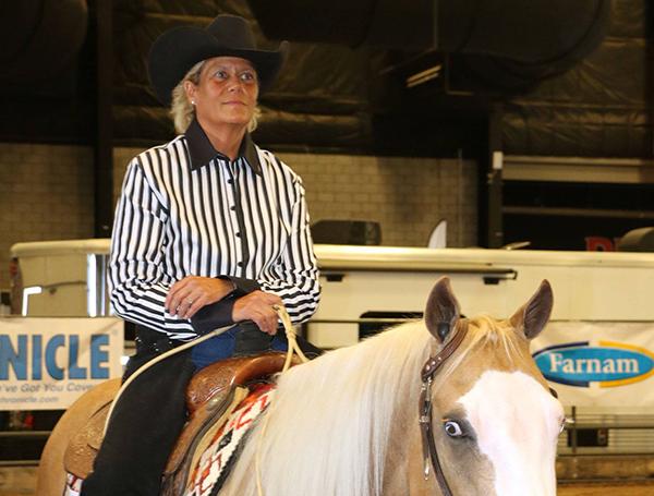 EC TV- AZ Fall Championship- 5 & 6-Year-Old Ranch Riding Derby