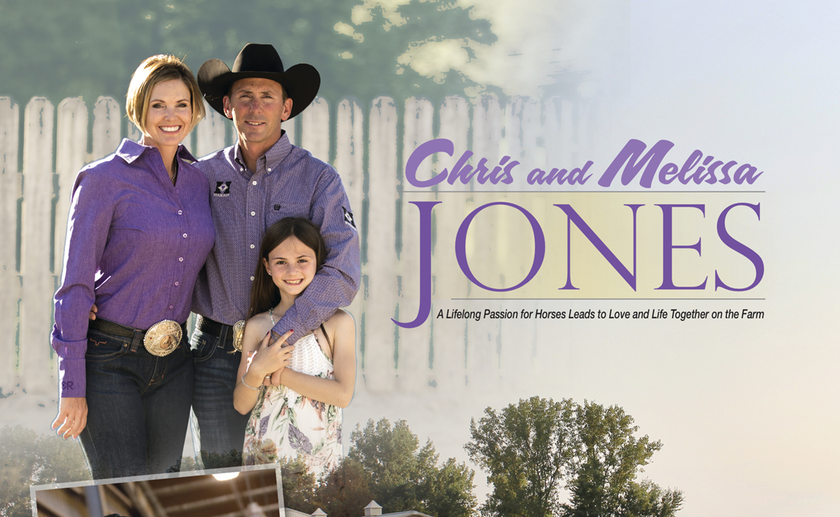 Chris and Melissa Jones – A Lifelong Passion for Horses