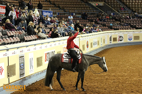 Third Annual Pleasure Versatility Challenge Coming to AQHA World Show