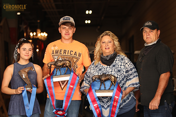 APHA Youth World Champions Include Christensen, Hanson, Clennon, Holyoak, Woulds