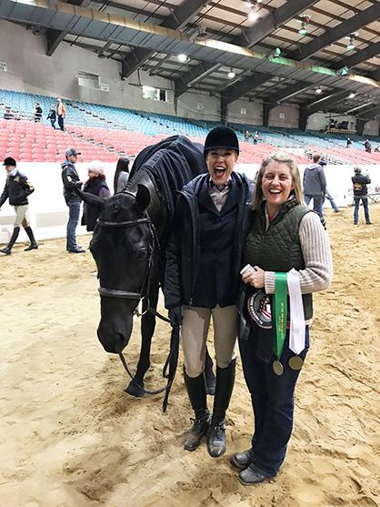 Quarter Horse Congress $1,000 Trainer Award Winner- Nicole Giumenti