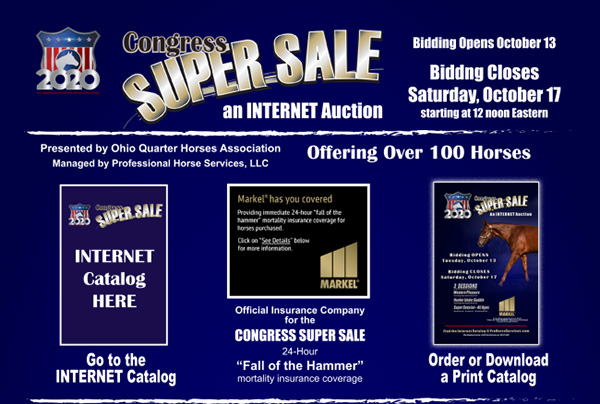 Bidding Opens Today in QH Congress Super Sale