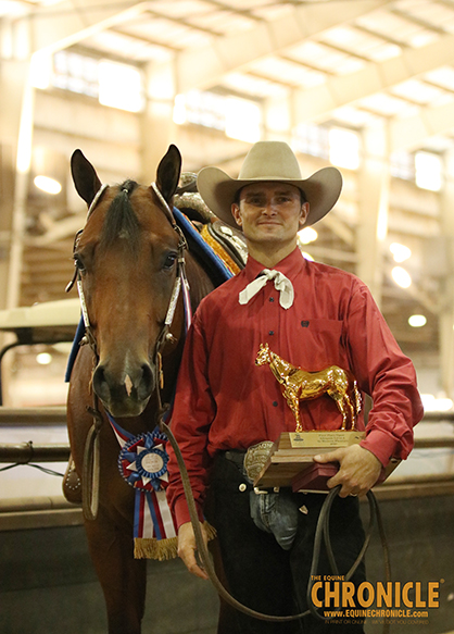 AQHA World Champions Include Green, Pait, Baker, Horn, Hutchinson, Arentsen