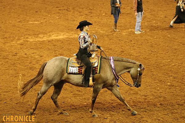 EC TV- AQHA World 2020- Amateur Horsemanship
