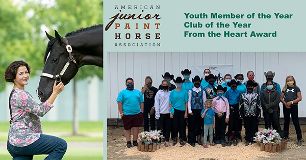 2019–2020 APHA Youth Member & Club of the Year Award Winners Named