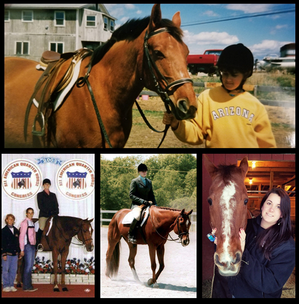Young Rider Essay #2- From a Sassy 13-Year-Old to a Horse-Loving Adult
