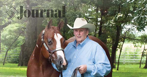Longtime Paint Horse Breeder Larry Sheriff Has Passed