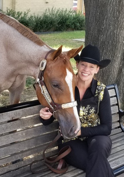 From Top Finishes at NSBA and APHA World- Journey Back to Respiratory Health For 2-Year-Old Show Horse