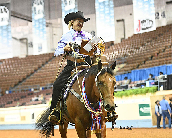 AQHA Select World to be Hosted at AQHA World Show in 2021