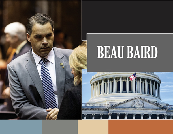 Beau Baird – Representing the Horse Industry in Government