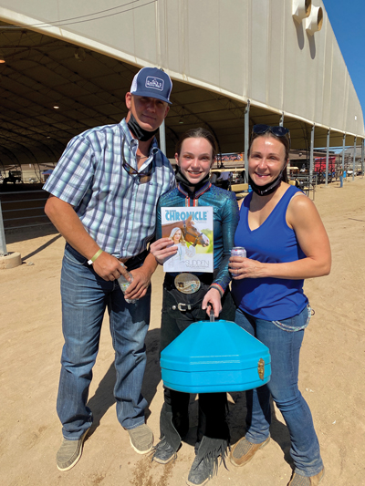 Around the Rings – Scottsdale Az Sun Country Show with G-man