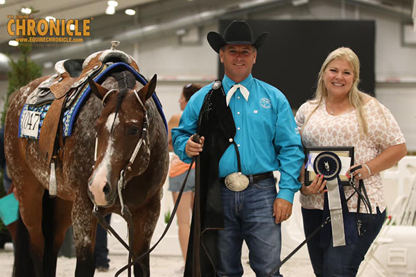 Western Pleasure Champions Crowned at Sudden Impulse NSBA Futurity- Moses, Baker, Anderson, Streit