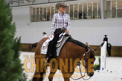 Results from Sudden Impulse NSBA Show and Futurity- 4/26