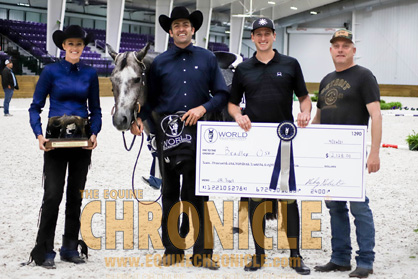 Sudden Impulse Futurity in Full Swing With HUS, Trail, and Western Pleasure