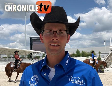 ECTV- Sudden Impulse Futurity – $10,000 Maturity Ltd Horse Western Pleasure