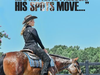 """""""He's Not An Appaloosa. His Spots Move…"""""""