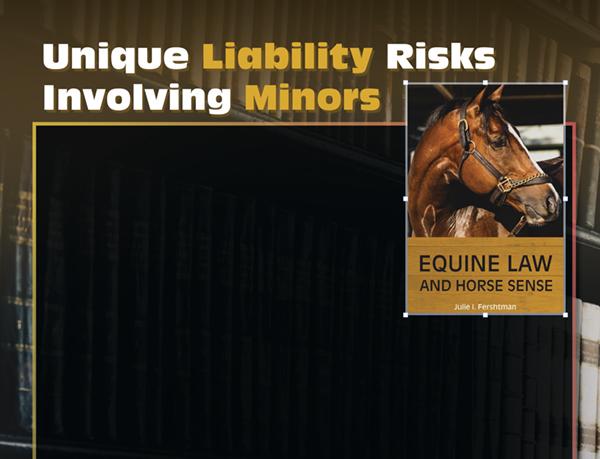 Unique Liability Risks Involving Minors