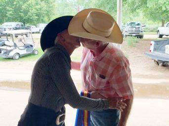 Vickie Ogburn Wins First Ever Mabelene Harris Memorial Western Pleasure