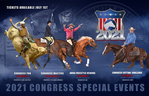 All American Quarter Horse Congress Entry Book is Live