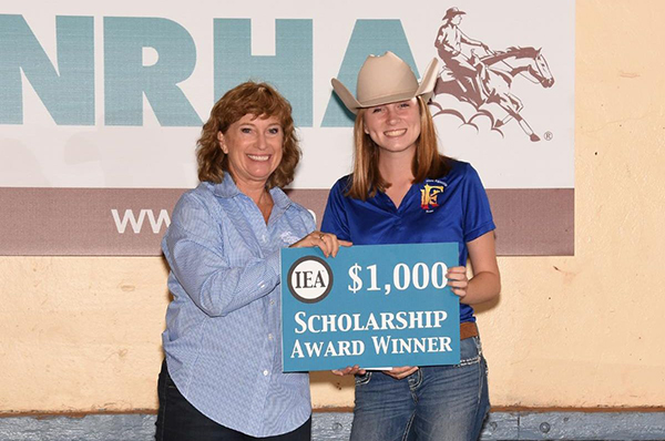 First Time Ever! IEA 2021 Western Finals Moves to TX During APHA World