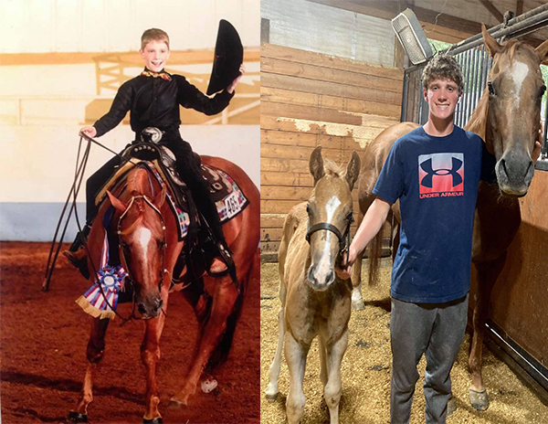EC Photo of the Day- Then and Now- Spencer Hardin