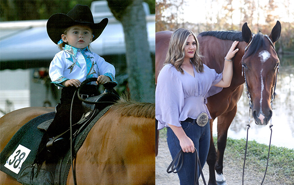 EC Photo of the Day- Then and Now- Cheyenne Augsburger