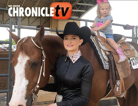 ECTV- 2021 APHA World- Novice Youth 18 and Under Horsemanship