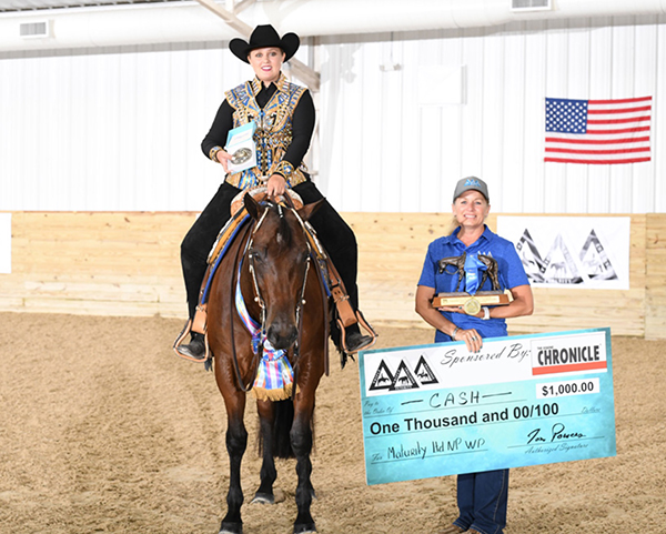 Results From 2021 Tom Powers Futurity