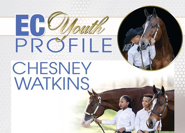 Youth Profile – Chesney Watkins