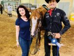 Around the Rings at the Appaloosa Nationals with the G-Man